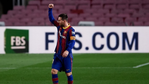 Messi aurait représenté un « risque » financier