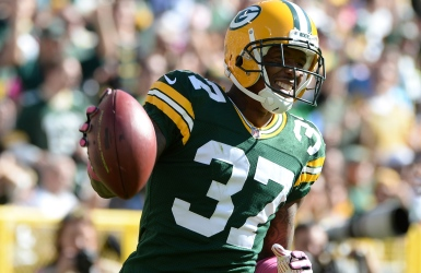 Les Packers s'entendent avec Sam Shields