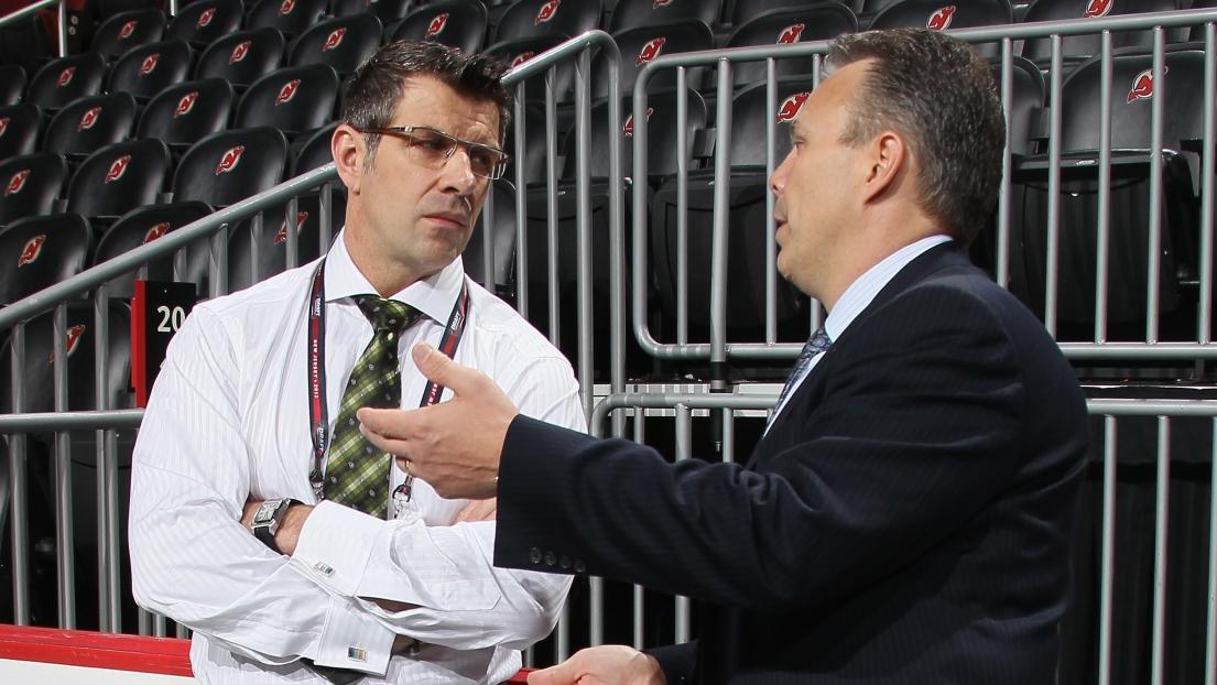 Marc Bergevin et Kevin Cheveldayoff