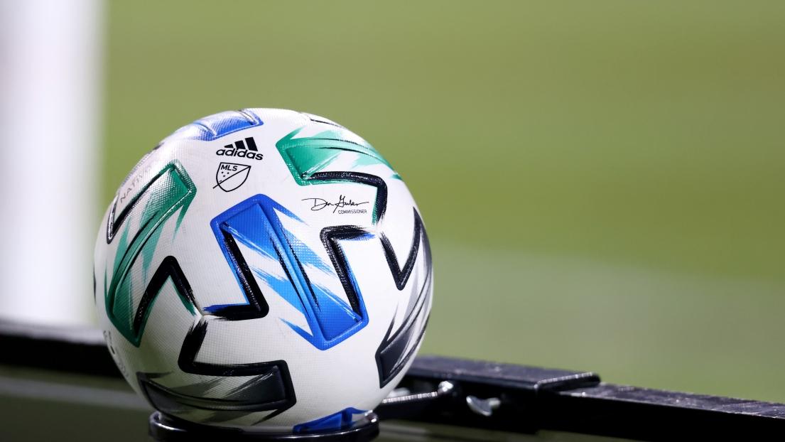 Un ballon de la MLS