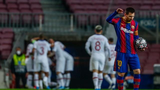 Mbappé éclipse Messi ; Liverpool dominant