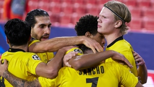 Séville 2 - Borussia Dortmund 3