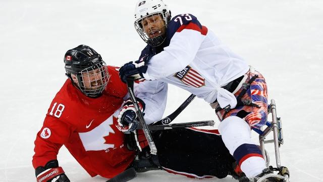 Parahockey : Le Canada perd en finale