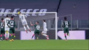Une tête magistrale de Ronaldo