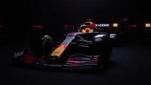 Red Bull dévoile la RB16B
