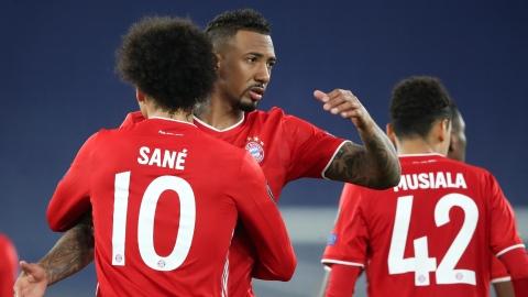 Bayern Munich et Chelsea font la loi
