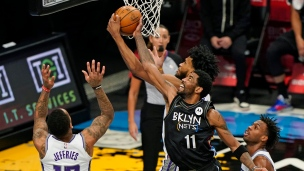 Kings 118 - Nets 127
