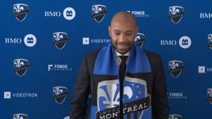 Le parcours de Thierry Henry à Montréal résumé