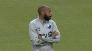 Résumé du départ de Thierry Henry
