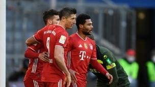 Bayern Munich 5 - FC Cologne 1