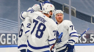 Maple Leafs 4 - Oilers 0