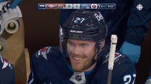 Ehlers brise la glace face au CH