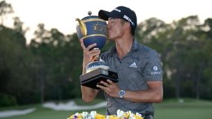 Championnat Workday : Morikawa sacré, Tiger honoré
