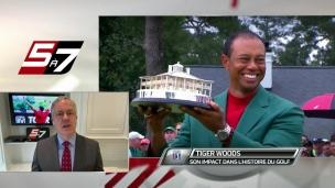 Tiger Woods : le successeur mondial de Michael Jordan
