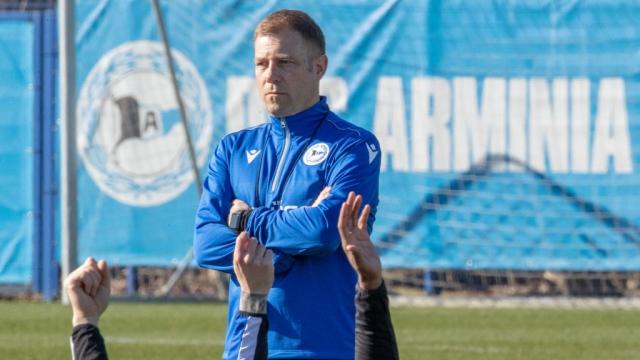 Kramer nommé entraîneur-chef de Bielefeld