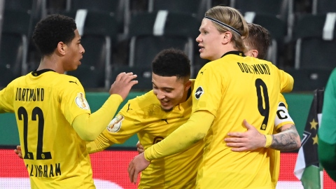 Dortmund se qualifie pour les demi-finales