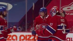 Sénateurs 1 - Canadiens 3