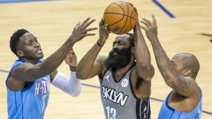 Nets 132 - Rockets 114