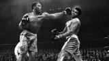 Joe Frazier et Muhammad Ali