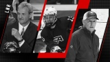 Darryl Sutter, Cole Caufield et Ralph Krueger
