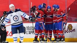 Jets 1 - Canadiens 7