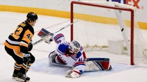 Rangers 1 - Penguins 5