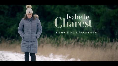 Isabelle Charest : L'envie du dépassement