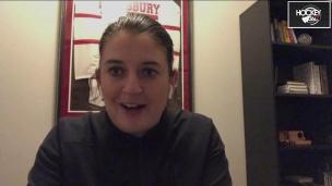 Gina Kingsbury, de joueuse à DG d'Équipe Canada