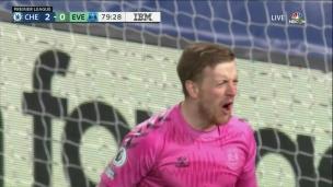 Chelsea 2 - Everton 0