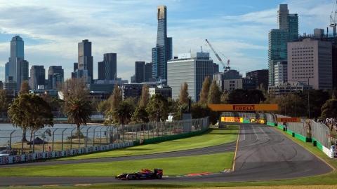 Le patron du GP d'Australie veut le maintenir à Melbourne