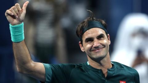 Federer, Osaka et Djokovic au US Open