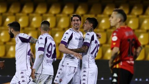 Une précieuse victoire pour la Fiorentina