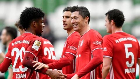 Werder Bremen 1 - Bayern Munich 3