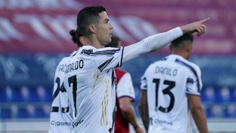 Triplé de la revanche pour Ronaldo