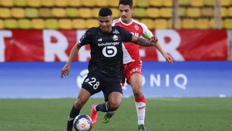 Lille résiste à Monaco, le PSG perd la tête