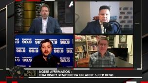 La suite royale : Brady remportera-t-il un autre Superbowl?