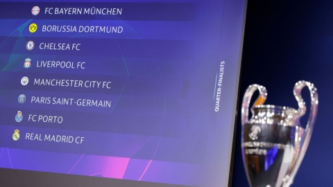 Une revanche Bayern-PSG en quarts