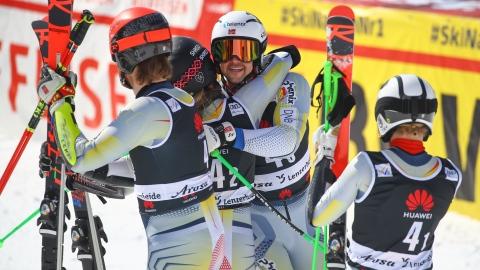 La Norvège remporte la course par équipes