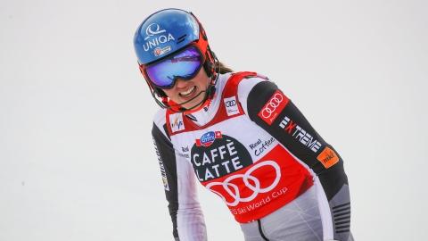 Petra Vlhova remporte la Coupe du monde