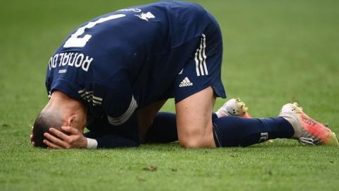 Les espoirs de titre s'éloignent pour la Juve