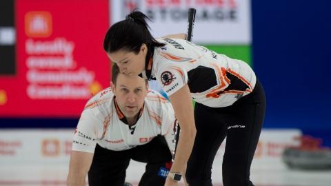 Gushue et Einarson joueront pour le bronze