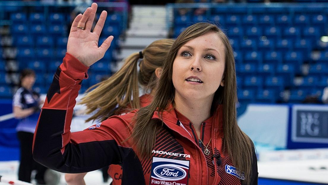 Le Canada remporte l'or au Championnat du monde de curling