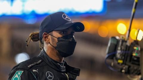 Lewis Hamilton chez lui à Silverstone pour mieux repartir