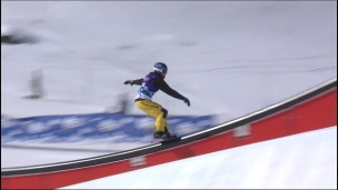 Liam Brearley s'offre l'argent en slopestyle