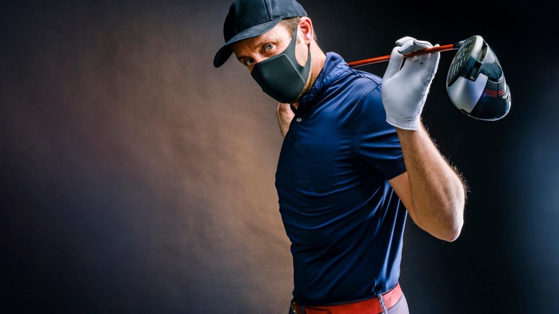 Couverture golf accessoires