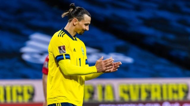 Zlatan de retour en sélection malgré sa blessure