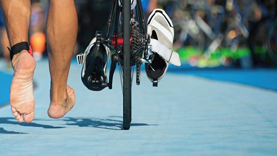 Couverture triathlon