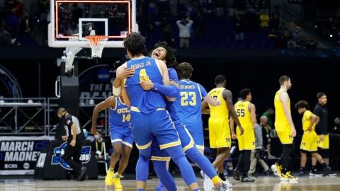Final Four : UCLA vient surprendre un no 1