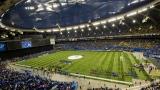 L'Impact au Stade olympique en 2012