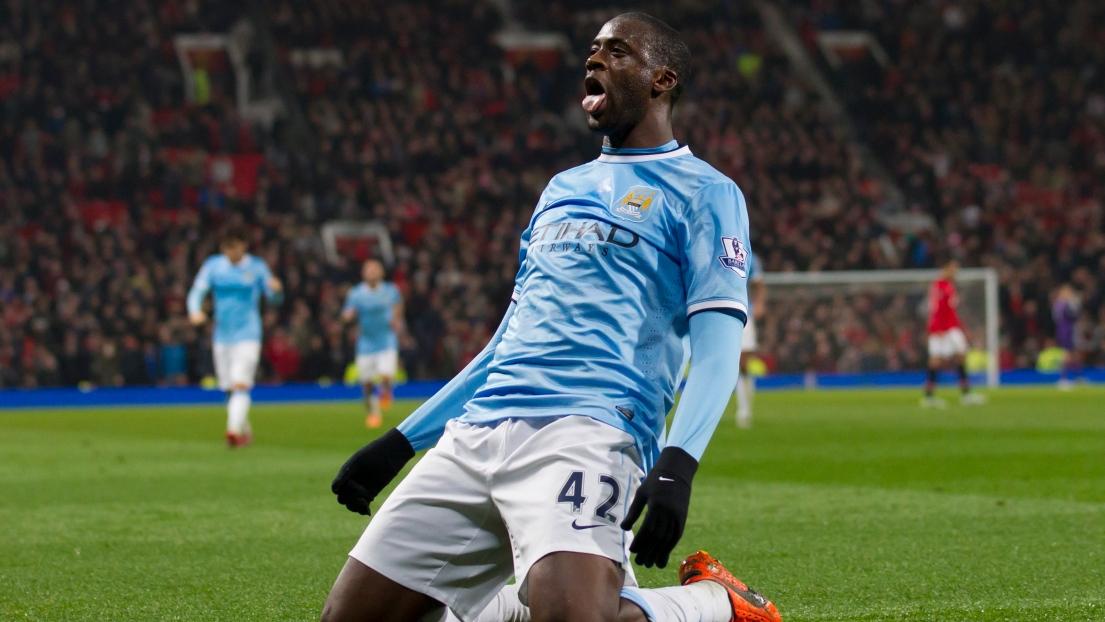 Yaya Touré prolonge à Manchester City — Officiel